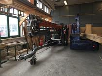 Holzbau Sommer - Werkstatt